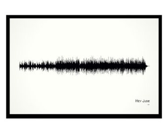 Sound Wave Art Etsy