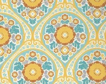 "Joel Dewberry  Free Spirit   Cotton Fabric  ""Atrium""  Grace mint"
