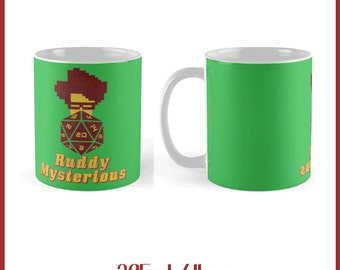 IT Crowd Ruddy mysterious    325ml Mug