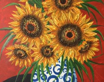 Sunshine's Vase