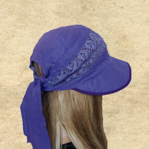 summer hats visor sun visor hat cotton linen womens hats