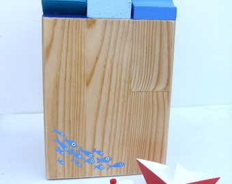 "Decoration wood ""Force 12"""