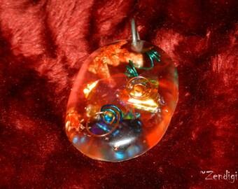 Zendigity Acrylic Pendant- 3 -