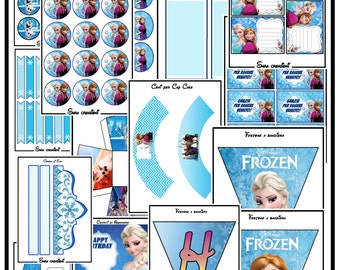 FROZEN Party KIT!