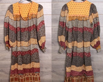 American Vintage bohemian dress #14
