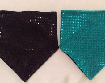 Sparkly sequin Neck warmers/bandana