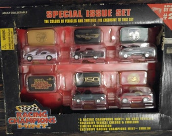 Matchbox special rescue set issue #2 1996