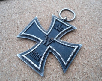 WW1 Germany Original Iron Cross 2nd class EK2 1914