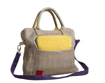 """Erica"" laptop bag"