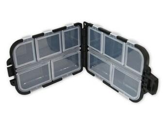 Black Box 10 Compartments Small Size