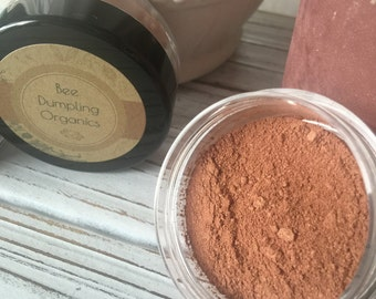 Vegan Makeup-Bronzer-Tanning bronzer