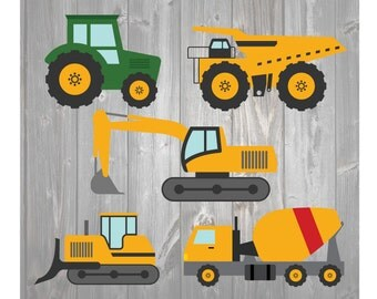 """Shop """"tractor"""" in Craft Supplies & Tools"""