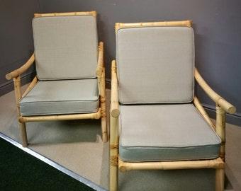 Pair of Babmoo Armchairs