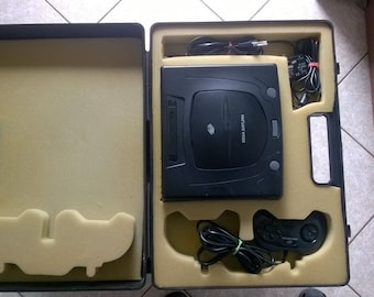 Sega Saturn-Briefcase-HARD CASE