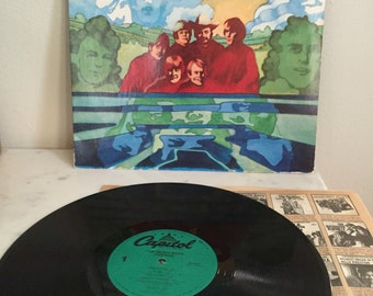 """Vintage Beach Boys """"Friends"""" Album- Capitol Records Re-Issue From 1980"""