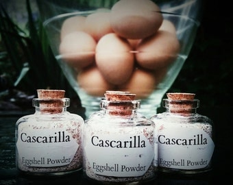 Cascarilla Powder - Sale Buy One Get One Free - Law Keep Away Ritual Powder- Santeria - Wiccan - Pagan - Witchcraft - Protection Magick