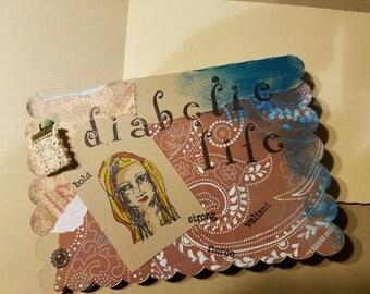 Diabetic Life Encouragement Card