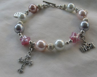 Friendship Charm Bracelet B002