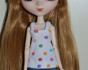 Pullip outfit t-shirt + jean
