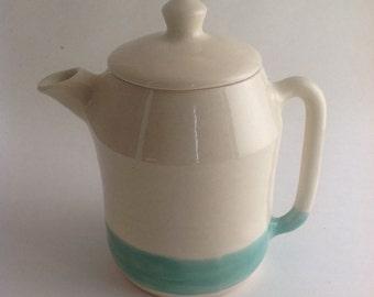 Mint coffee pot