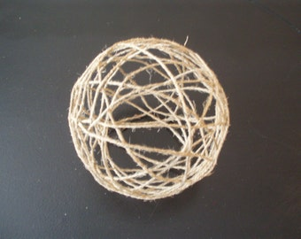 "24 Assorted Twine Balls 1.5""-3"""