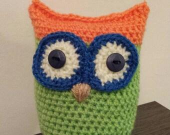 Cute Toy Owl