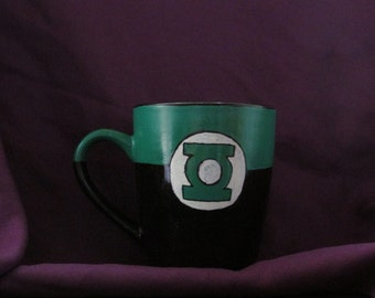 Green Lantern Corps Coffee mug