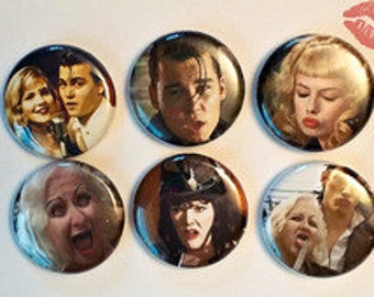 Cry Baby Button set 9