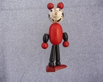 Borgfeldt Mickey Mouse 1930's Figurine