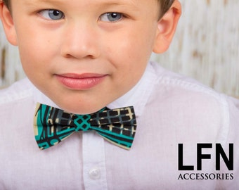 Oscar Baby Bow Tie, Bow Tie, African Print Bow Tie, Pageboy, Wedding, Birthday, Props, African Print, Baby Bow Tie