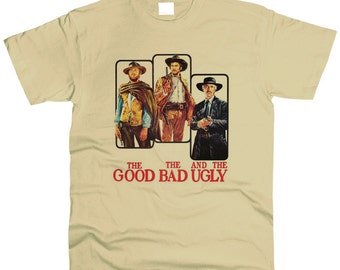 The Good The Bad And The Ugly Men T-Shirt