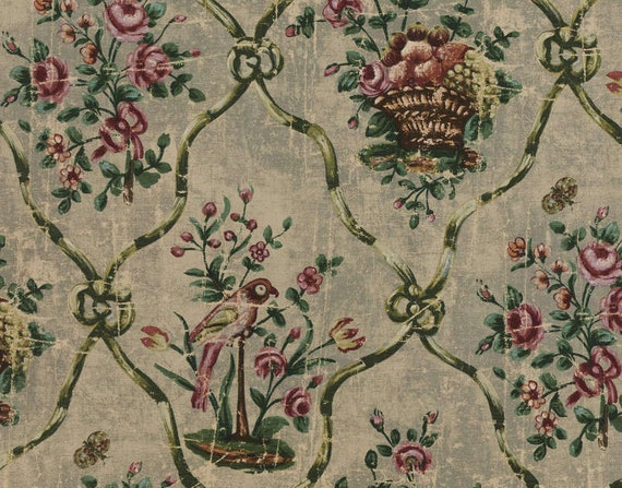 Fabric designer fabric home decor pierre frey petit parc for Pierre frey fabric