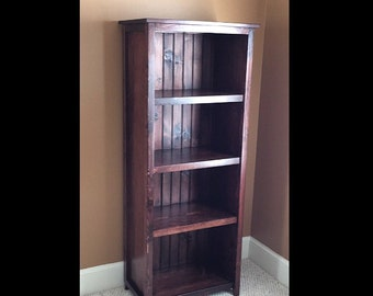 Free Standing Book Shelf