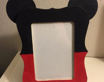 Mickey Mouse Photo Frame