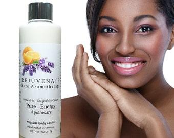 Body Lotion - Pure Aromatherapy 8 oz, Pure|Energy Apothecary