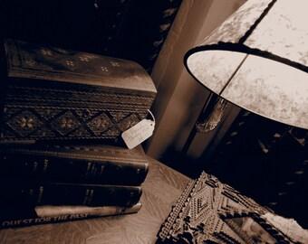 Black White Sepia Antique Store Photo Nostalgia Photo Wall Art Fine Art Photography