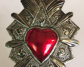 sacred tin heart