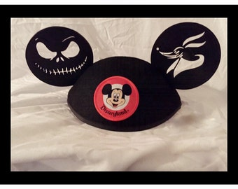 Nightmare Before Christmas Mickey Ears