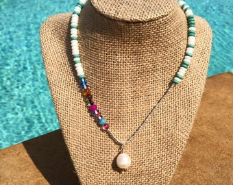 Pool Side Necklace