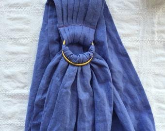 Purple-Blue Ring Sling