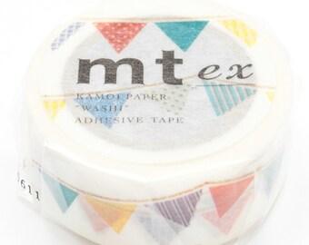 Mt Washi Masking Tape Ex Flag MTEX1P82 20mm×10m From Japan