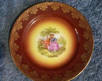 Westminster China Plate
