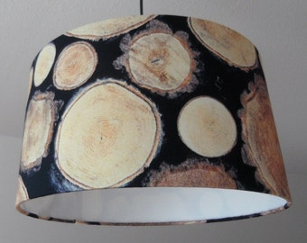 "Lampshade ""Wood"""