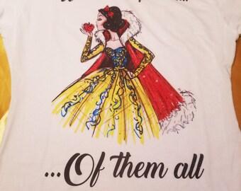 Disney snow white shirt