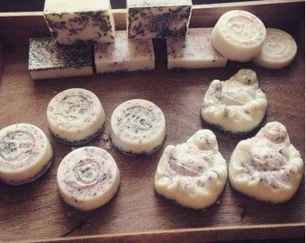 Handmade Goat's Milk Soap