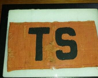 WW1 Transport Service Armband