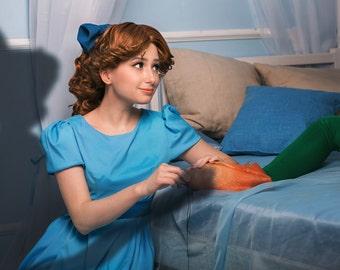 Wendy Darling cosplay/Wendy Darling dress /Wendy Darling costume (Peter Pan cosplay)