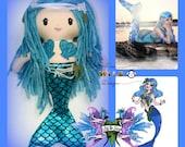 Sirena The Mermaid Plush Doll