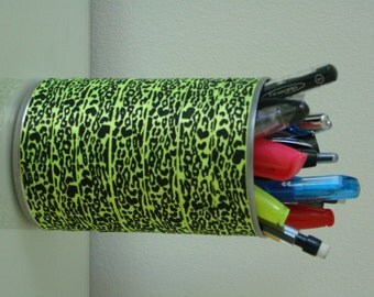 Pencil Holder 2007 / 100% recycled materials