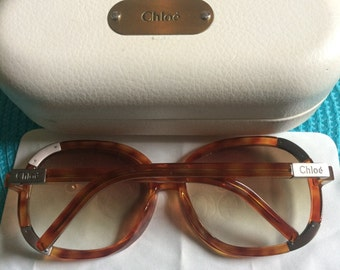 Chloe sunglasses - vintage French chic
